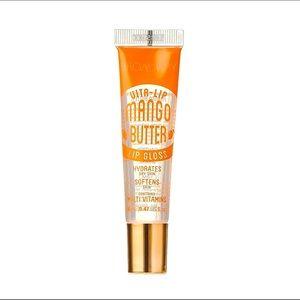 Mango Butter Clear Lip Gloss